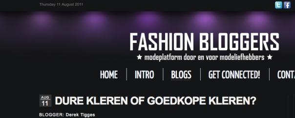 Fashionbloggers.nl